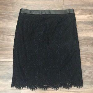 Lace Skirt from Stitch Fix